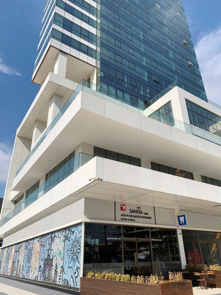 Zahnimplantate Klinik in der Türkei